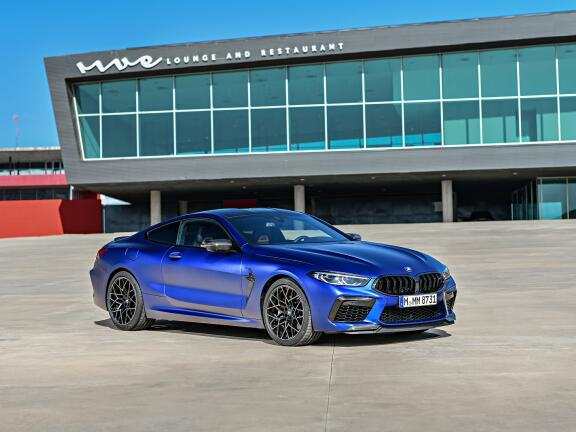 BMW M8 GRAN COUPE M8 Competition 4dr Step Auto [Ultimate Pack]