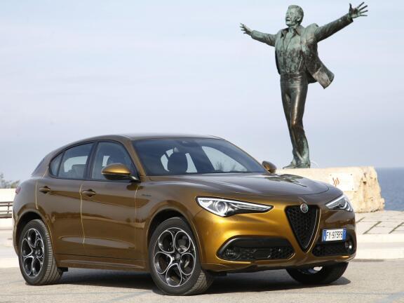 ALFA ROMEO STELVIO DIESEL ESTATE 2.2 D 210 Veloce 5dr Auto