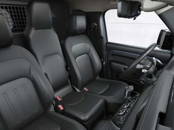 LAND ROVER DEFENDER ESTATE 2.0 P300 S 90 3dr Auto [6 Seat]