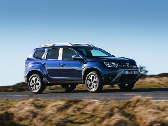 DACIA DUSTER ESTATE SPECIAL EDITION 1.5 Blue dCi Techroad 5dr 4X4