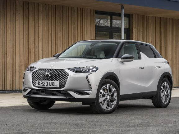 DS DS 3 ELECTRIC CROSSBACK HATCHBACK 100kW E-TENSE Ultra Prestige 50kWh 5dr Auto