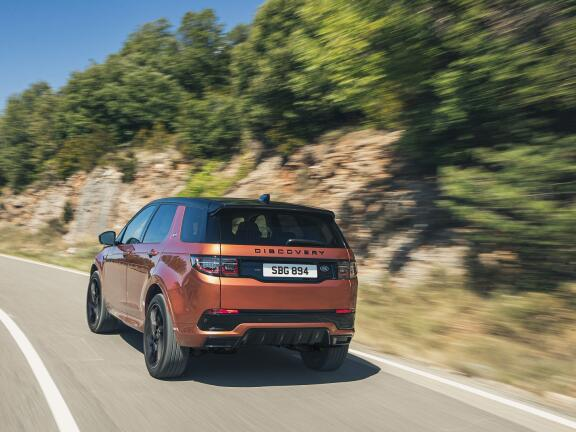 LAND ROVER DISCOVERY SPORT SW 2.0 P200 SE 5dr Auto