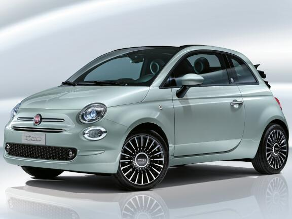 FIAT 500C CONVERTIBLE 1.2 Star 2dr Dualogic