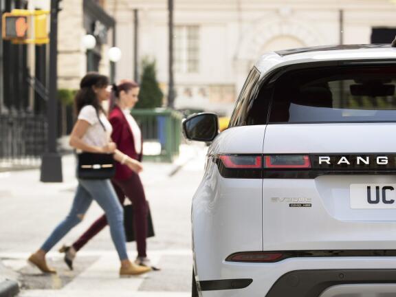 LAND ROVER RANGE ROVER EVOQUE HATCHBACK 2.0 P300 SE 5dr Auto