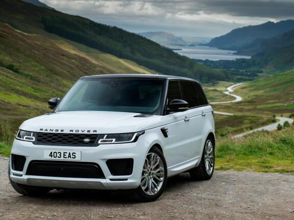 LAND ROVER RANGE ROVER ESTATE SPECIAL EDITION 3.0 D350 Range Rover Fifty LWB 4dr Auto