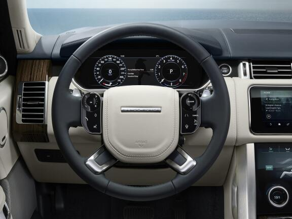 LAND ROVER RANGE ROVER DIESEL ESTATE 3.0 D350 Vogue SE 4dr Auto