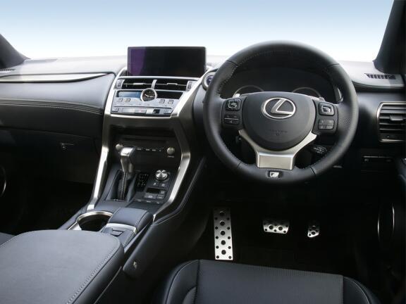 LEXUS NX ESTATE 300h 2.5 5dr CVT FWD [17 inch Alloy/without Nav]