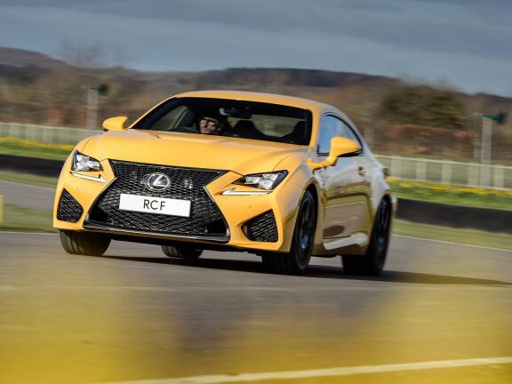 LEXUS RC F COUPE 5.0 2dr Auto [Track Pack]