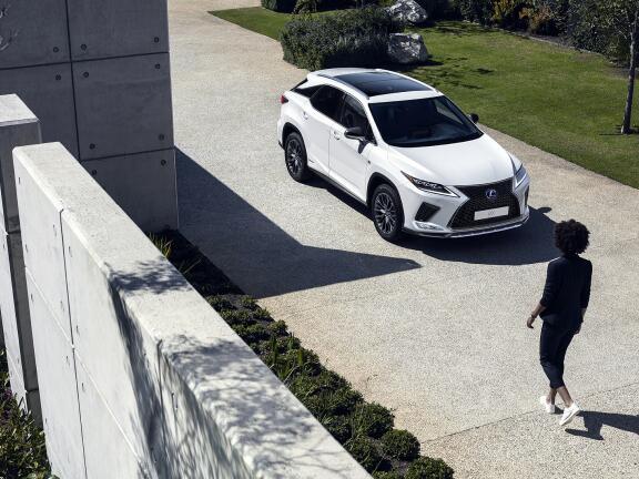 LEXUS RX ESTATE 450h L 3.5 5dr CVT [Premium pack + Sun roof]