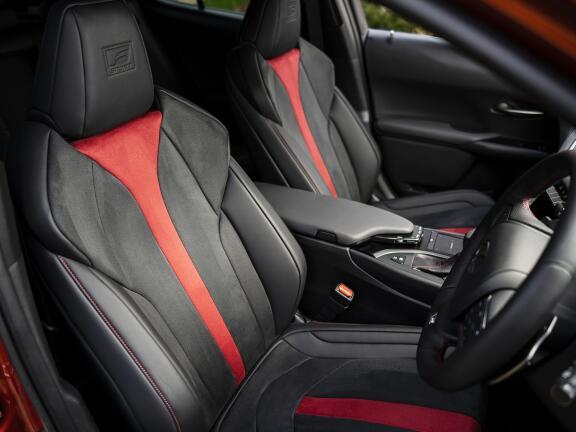 LEXUS UX HATCHBACK 250h 2.0 F-Sport 5dr CVT [Takumi Pack]