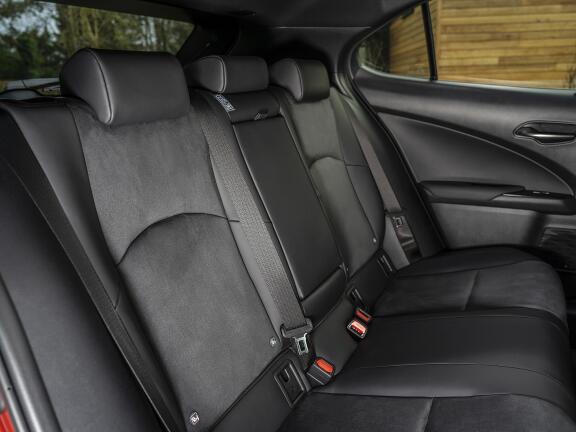 LEXUS UX HATCHBACK 250h 2.0 5dr CVT [Premium Pack/Nav]