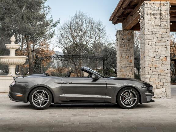 FORD MUSTANG CONVERTIBLE 5.0 V8 449 GT [Custom Pack 4] 2dr Auto