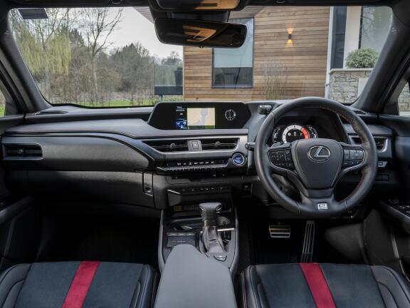 LEXUS UX HATCHBACK 250h E4 2.0 5dr CVT [Premium Plus/Sunroof]