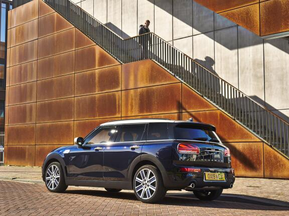 MINI CLUBMAN ESTATE 1.5 Cooper Exclusive 6dr Auto