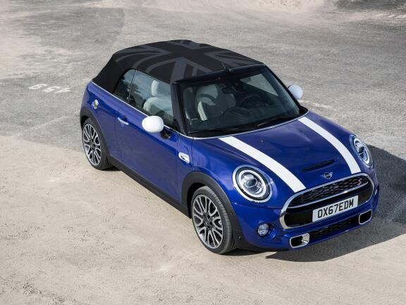 MINI CONVERTIBLE 1.5 Cooper Exclusive II 2dr