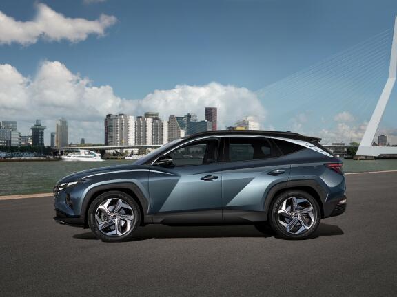 HYUNDAI TUCSON DIESEL ESTATE 1.6 CRDi Premium 5dr 2WD