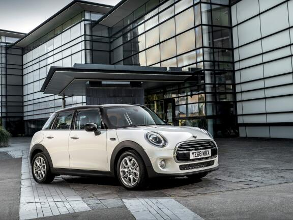 MINI HATCHBACK 2.0 Cooper S Exclusive II 5dr Auto [Comfort Pack]