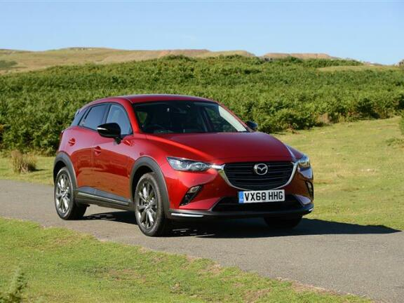 MAZDA CX-3 HATCHBACK 2.0 150 Sport Nav + 5dr AWD [Safety Pack]