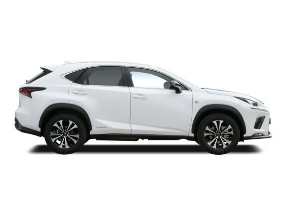 LEXUS NX ESTATE 300h 2.5 F-Sport 5dr CVT [Premium Pack]