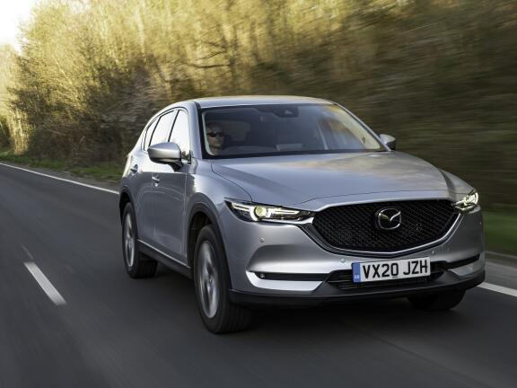 MAZDA CX-5 ESTATE 2.0 SE-L 5dr