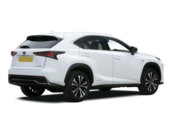 LEXUS NX ESTATE 300h 2.5 F-Sport 5dr CVT [Premium Pack/Pan Roof]