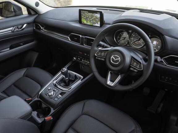 MAZDA CX-5 DIESEL ESTATE 2.2d [184] GT Sport 5dr Auto AWD