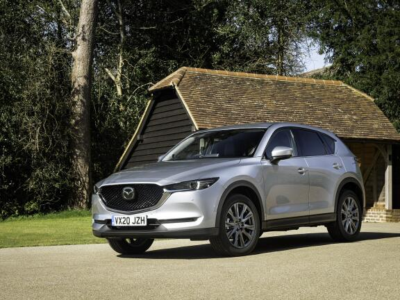 MAZDA CX-5 DIESEL ESTATE 2.2d [184] Sport 5dr Auto AWD [Safety Pack]