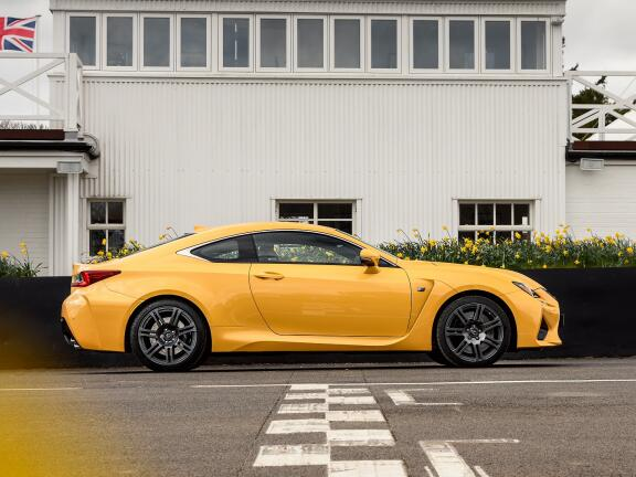 LEXUS RC F COUPE 5.0 2dr Auto [Track Pack/Sunroof]