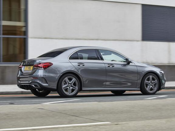 MERCEDES-BENZ A CLASS SALOON A200 AMG Line Executive 4dr Auto