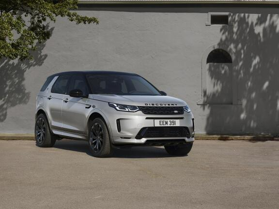 LAND ROVER DISCOVERY SPORT DIESEL SW 2.0 D240 S 5dr Auto [5 Seat]