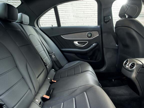 MERCEDES-BENZ C CLASS AMG SALOON C43 4Matic Edition 4dr 9G-Tronic