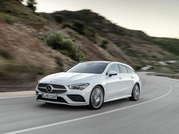 MERCEDES-BENZ CLA AMG SHOOTING BRAKE CLA 45 S 4Matic+ 5dr Tip Auto