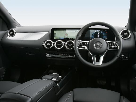 MERCEDES-BENZ GLA HATCHBACK GLA 180 AMG Line Executive 5dr Auto