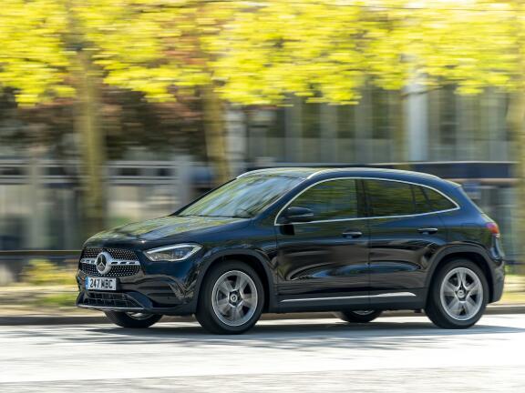 MERCEDES-BENZ GLA DIESEL HATCHBACK GLA 200d AMG Line 5dr Auto