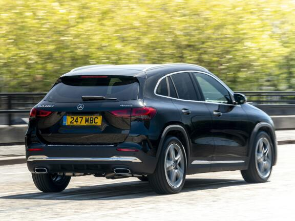 MERCEDES-BENZ GLA HATCHBACK GLA 200 AMG Line Premium Plus 5dr Auto