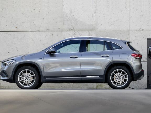 MERCEDES-BENZ GLA HATCHBACK SPECIAL EDITIONS GLA 250e Exclusive Edition Premium Plus 5dr Auto