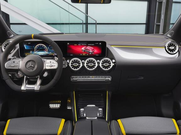 MERCEDES-BENZ GLA AMG HATCHBACK GLA 45 S 4Matic+ 5dr Auto