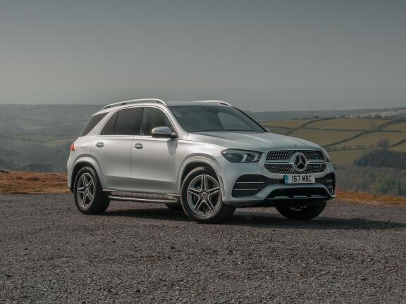 MERCEDES-BENZ GLE DIESEL ESTATE GLE 300d 4Matic AMG Line Executive 5dr 9G-Tronic