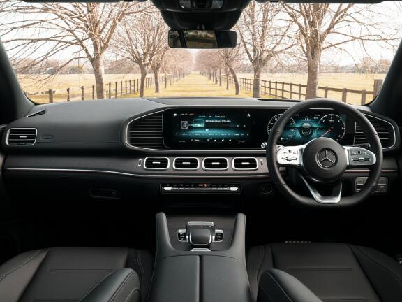 MERCEDES-BENZ GLE DIESEL ESTATE GLE 350d 4Matic AMG Line 5dr 9G-Tronic