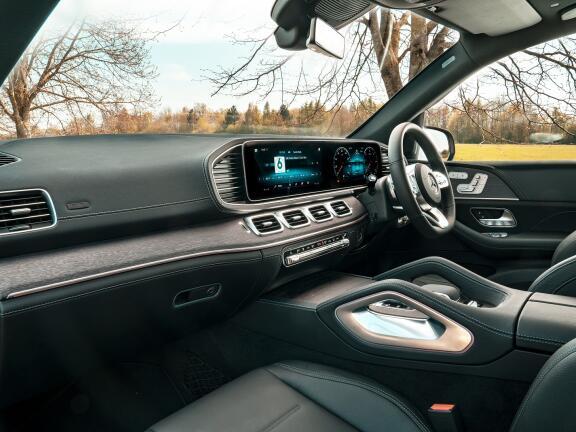 MERCEDES-BENZ GLE DIESEL ESTATE GLE 350d 4Matic AMG Line Prem Plus 5dr 9G-Tronic