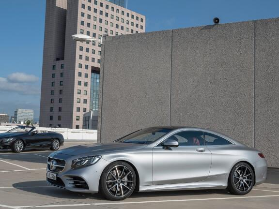 MERCEDES-BENZ S CLASS AMG COUPE S63 [612] Premium 2dr MCT