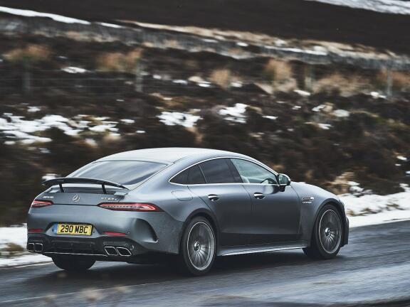 MERCEDES-BENZ AMG GT COUPE GT 63 S 4Matic + 4dr Auto