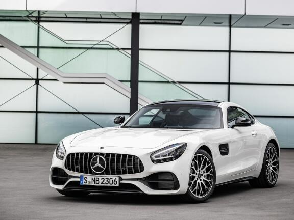 MERCEDES-BENZ AMG GT COUPE GT R 2dr Auto