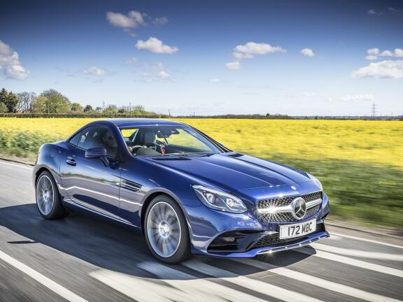 MERCEDES-BENZ SLC AMG ROADSTER SPECIAL EDITION SLC 43 [390] Final Edition 2dr 9G-Tronic