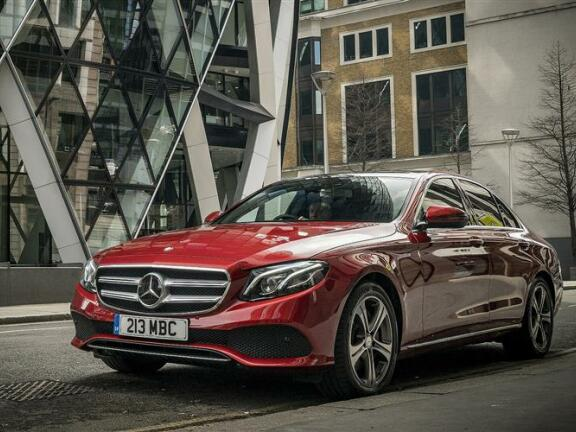 MERCEDES-BENZ E CLASS DIESEL SALOON E350d AMG Line Night Edition Prem + 4dr 9G-Tronic