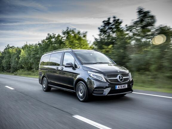 MERCEDES-BENZ V CLASS DIESEL ESTATE V220 d Marco Polo AMG Line 4dr 9G-Tronic [Long]