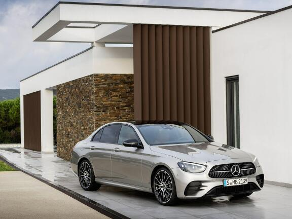 MERCEDES-BENZ E CLASS DIESEL ESTATE E220d AMG Line Night Edition Prem + 5dr 9G-Tronic