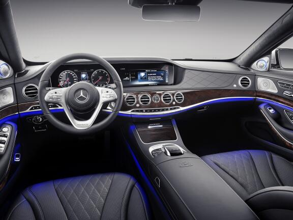MERCEDES-BENZ S CLASS SALOON Maybach S650 4dr Auto