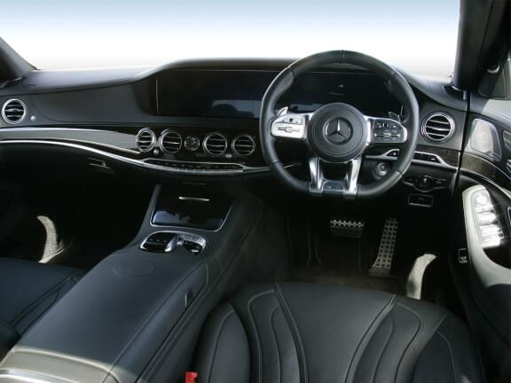 MERCEDES-BENZ S CLASS AMG SALOON S63L 4dr MCT