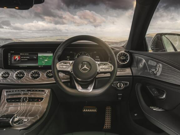 MERCEDES-BENZ CLS AMG COUPE CLS 53 4Matic+ 4dr TCT